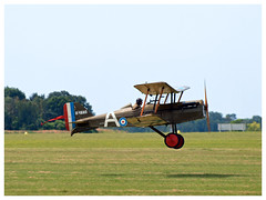 Royal Aircraft Factory S.E.5 (Aerofossile2012) Tags: royalaircraftfactory se5 avion aircraft aviation meeting airshow meaux esbly 2018 ww1 wwi 1418