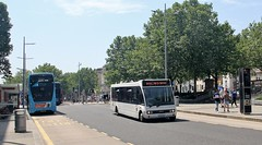 AP09 BUS, Abus Optare Solo, Bristol, 29th. June 2019. (Crewcastrian) Tags: bristol buses transport abus optaresolo ap09bus