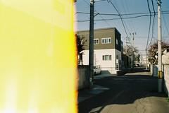 The beginning of spring (しまむー) Tags: minolta srt101 mc rokkor 50mm f14 kodak gold 200 桜