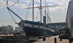 ss Great Britain, Bristol, 29th. June 2019. (Crewcastrian) Tags: bristol transport docks maritime ships preservation ssgreatbritain