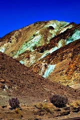 Artists Drive, Death Valley National Park, California, USA (klauslang99) Tags: klauslang nature naturalworld northamerica death valley california artists drive colors colours metals hills landscape national park