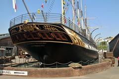 ss Great Britain, Bristol, 29th. June 2019. (Crewcastrian) Tags: bristol transport maritime docks ships preservation ssgreatbritain