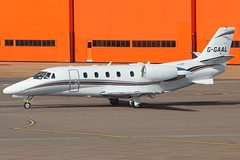 G-GAAL (GH@BHD) Tags: ggaal cessna c560 c560xl citation citationexcel londonexecutiveaviation ltn eggw londonlutonairport lutonairport luton bizjet corporate executive aircraft aviation