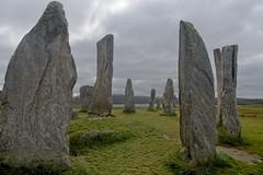 Callanish stone circle (cjgoddard1952) Tags: lewis callanish stonecircle