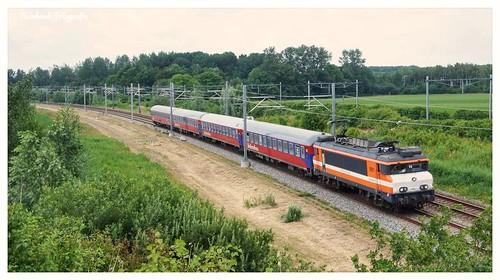 """Railexperts 9901 """" Hakatrein"""" Lelystad Oostervaart ( NL)"""