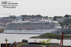 Viking Ocean Cruises - Viking Sky - Stavanger Harbour - 2019.06.23 (Pål Leiren) Tags: viking ocean cruises sky vikingoceancruises vikingsky cruise ships cruiseships stavangerharbour stavanger harbour norway 2019 cruiseship vessel ship