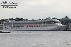 MSC Cruises - MSC Magnifica - Stavanger Harbour - 2019.06.25 (Pål Leiren) Tags: cruise ships cruiseships stavangerharbour stavanger harbour norway 2019 cruiseship vessel ship msccruises mscmagnifica msc cruises magnifica