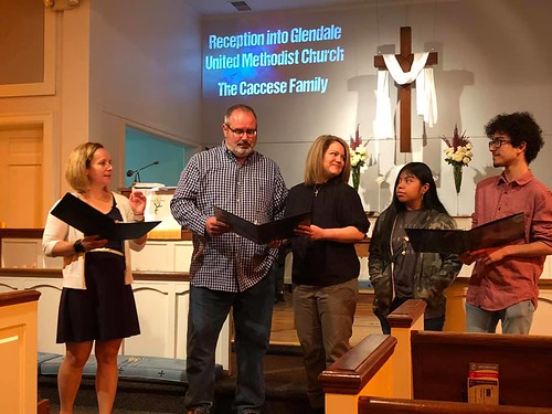 The Caccese Family joined the Glendale Family on May 12, 2019