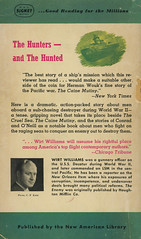 Signet Books S1292 - Wirt Williams - The Enemy (back) (swallace99) Tags: signet vintage 50s wwii paperback