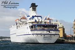 FTI Cruises - Berlin - Stavanger Harbour - 2019.06.23 (Pål Leiren) Tags: cruise ships cruiseships stavangerharbour stavanger harbour norway 2019 cruiseship vessel ship fti cruises berlin fticruises