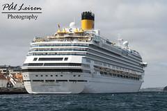 Costa - Costa Favolosa - Stavanger Harbour - 2019.06.26 (Pål Leiren) Tags: cruise ships cruiseships stavangerharbour stavanger harbour norway 2019 cruiseship vessel ship costa costafavolosa favolosa