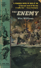 Signet Books S1292 - Wirt Williams - The Enemy (swallace99) Tags: signet vintage 50s wwii paperback stanleyzuckerberg