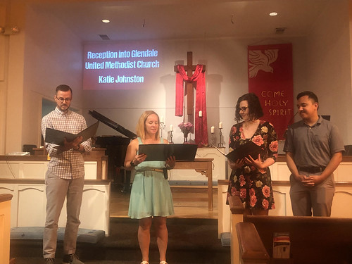 Katie Johnston joined the Glendale Family on June 30, 2019