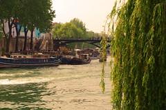 80 - Paris Mai 2019 - la Seine au Pont des Arts (paspog) Tags: paris france seine pontdesarts pnt bridge brücke mai may 2019