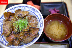 Premium Butadon (APERTURE X & THE CULINARY ADVENTURER) Tags: food singapore japanese pork rice chargrilled