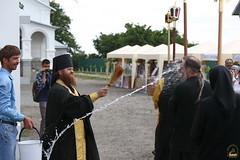 107. Крестный ход из Никольского в Адамовку 01.07.2019