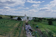 106. Крестный ход из Никольского в Адамовку 01.07.2019
