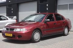 Mitsubishi Carisma DA1A 1.6 hb 23-7-1999 51-DF-ZG (Fuego 81) Tags: mitsubishi carisma 1999 51dfzg onk sidecode6 da1a