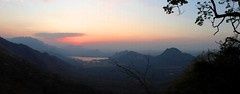 Palani Hills - Western Ghats (forest - 10M+ Views in 20 months ...) Tags: palani hill mountain sunset westernghats mountains hillocks hillside landscape panoramic panorama scenic scene