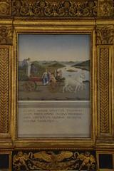The Duke and Duchess of Urbino Federico da Montefeltro and Battista Sforza, The Uffizi Gallery, Florence 2019