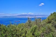 2019-05-29 - Gibraltar (3) (aknad0) Tags: gibraltar krajobraz morze