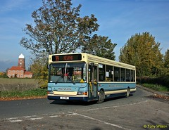 S4YRR Marshalls DS51 (theroumynante) Tags: s4yrr marshalls ds51 dennis dart plaxton pointer suttonontrent bus buses lowfloor singledeck flatfront road transport