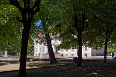 Berlin - Schloß Friedrichsfelde (micharl_foto) Tags: schlos friedrichsfelde preussen architektur klassizismus