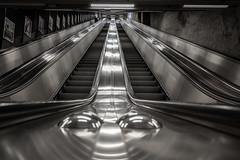 Universitetet (Nic2209) Tags: stockholm tunnelbana stockholmerubahn universitetet rolltreppe nikond750 nic2209 flickr2019 flickr 2019 ninis ninicrew urlaub tamron tamronsp1530mm