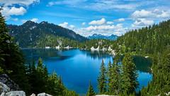 Snow Lake (Russell.Pics) Tags: snow lake mountains snoqualmie wa pnw seattle