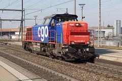 SBB Am 843 094 Pratteln (daveymills37886) Tags: sbb am 843 094 pratteln baureihe cargo g1700bb