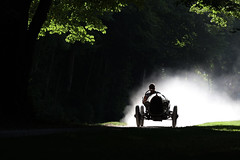 Bugatti in the woods (Antoine Dellenbach Photography) Tags: worldcars classic car race racing circuit france motorsport canon endurance eos automotive classiccars automobiles vintage automobile racecar sport course historictrophy festival lightroom usm coche ferrari chantilly artelegance richardmille oise chateau castle concoursdelegance bugatti 70200 eosr light sun