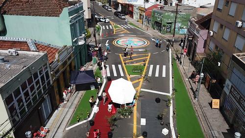 Ruas Completas: Rua João Alfredo, Porto Alegre/RS