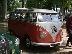 Volkswagen Typ 2 T1 Samba 21 windows microbus 1965 (chrispit1955) Tags: chantilly art elegance 2019