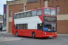 Golden Eagle Coaches LX51FKG (Will Swain) Tags: motherwell 29th march 2019 golden eagle coaches bus buses transport travel uk britain vehicle vehicles county country scotland scottish north south city lx51fxg lx51fkg former stagecoach london fife 17433