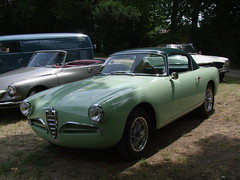 Alfa Romeo 1900 C Super Sprint coupé Touring (chrispit1955) Tags: chantilly art elegance 2019