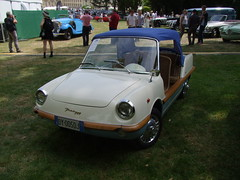 Fiat 500 Elégance Beach car carrosserie Savio 1965 (chrispit1955) Tags: chantilly art elegance 2019