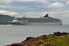 Norwegian Spirit (Zak355) Tags: rothesay isleofbute bute scotland norwegianspirit ship cruise boat vessel shipping riverclyde