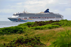 Norwegian Spirit (Zak355) Tags: rothesay isleofbute bute scotland norwegianspirit ship cruise boat vessel riverclyde shipping