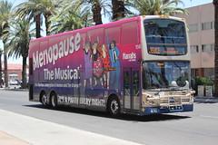 Regional Transportation Commission of Southern Nevada 156 (yorkcoach2) Tags: lasvegas lasvegasboulevard thestrip deuce 156 regionaltransportationcommissionofsouthernnevada rtc usa nevada enviro500