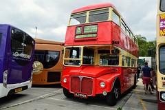 RM1990 ALD990B (PD3.) Tags: reading berkshire berks bus buses england uk transport fun day mainline aec routemaster rm1990 rm 1990 ald990b ald 990b