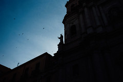 Praise (ewitsoe) Tags: d750 italy nikon palermo sicily sigmaart35mm spring street travel erikwitsoe poland summer urban warsaw catania sunrise birds silhouette cathedral cityscape life everyday