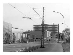Die Stadt 339 (sw188) Tags: deutschland nrw westfalen ruhrgebiet dortmund brackel sw stadtlandschaft street blackandwhite bw