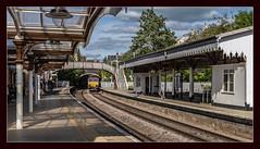 Pigeon racing (Blaydon52C) Tags: stamford lincolnshire peterborough freight rail railways pigeon 66006 ews db