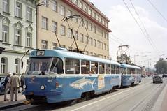 2002-09-04 Liberec Tramway Nr.65 (beranekp) Tags: czech liberec reichenberg tramvaj tramway tram tranvia strassenbahn šalina elektrika električka t3 65