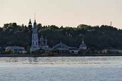 Volga River 177 (Alexxx1979) Tags: 2018 may spring весна май russia россия river volgariver волга река church церковь city город yuryevets юрьевец ивановскаяобласть ivanovooblast