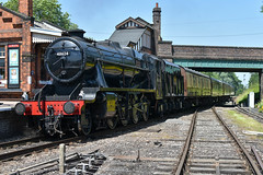 DSC_8406.jpg (Not Ralph) Tags: greatcentralrailway 8f 48624 quornstation southyorkshireman stanier8f