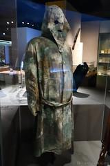 Sniper Smock and Headdress (Bri_J) Tags: imperialwarmuseum london uk iwm museum nikon d7500 warmuseum sniper smock headdress wwi britisharmy camouflage