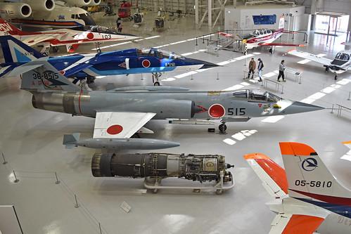 Lockheed F-104J Starfighter '36-8515 / 515'
