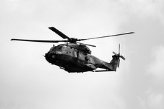 RIAT 80863bw (kgvuk) Tags: riat raffairford aircraft helicopter finnisharmy nh90