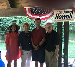 "Campaign event for Sen. Howell • <a style=""font-size:0.8em;"" href=""http://www.flickr.com/photos/117301827@N08/48173038002/"" target=""_blank"">View on Flickr</a>"